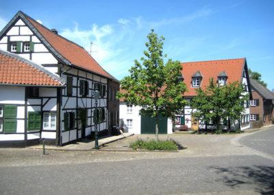 Ortszentrum von Liedberg