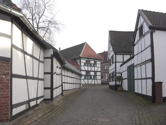 Fachwerk Zentrum von Liedberg